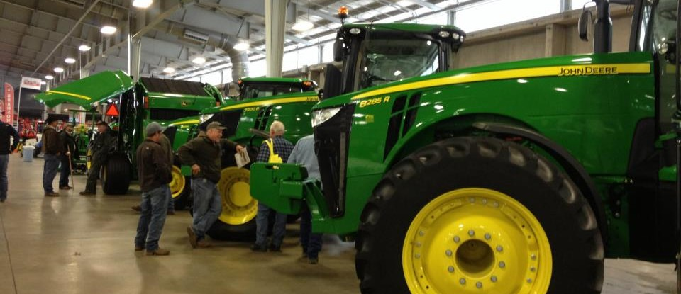 john deere at southern plains